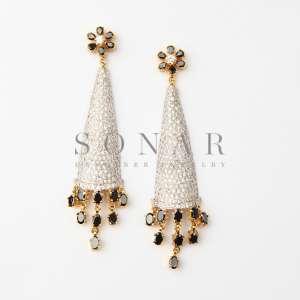 American Diamond Earrings 1