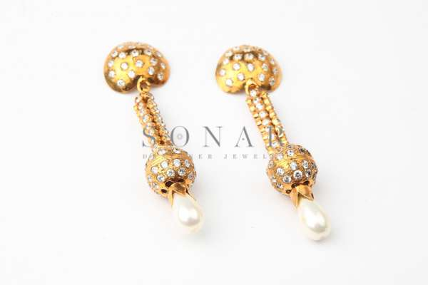 American Diamond Earrings 3