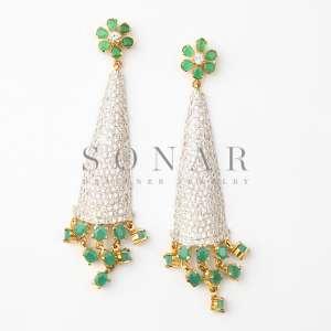 American Diamond Earrings 4